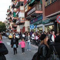 Largas colas en Vista Alegre para el evento fan de Luna nueva