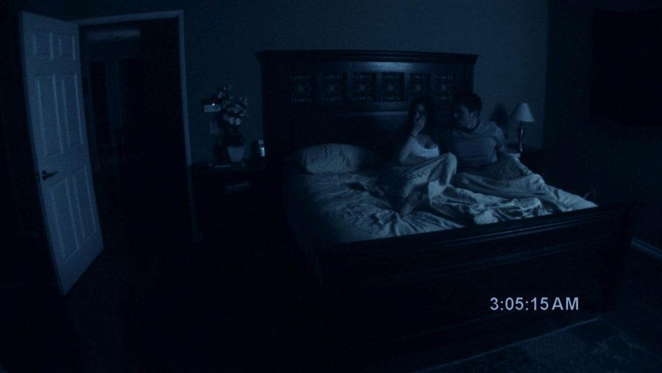 Paranormal Activity, fotograma 4 de 11
