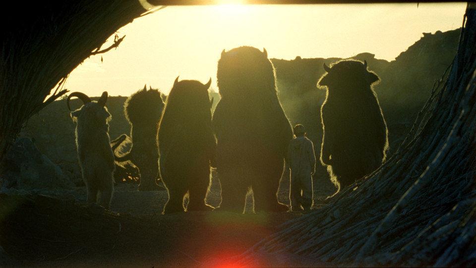 Donde viven los monstruos, fotograma 23 de 55