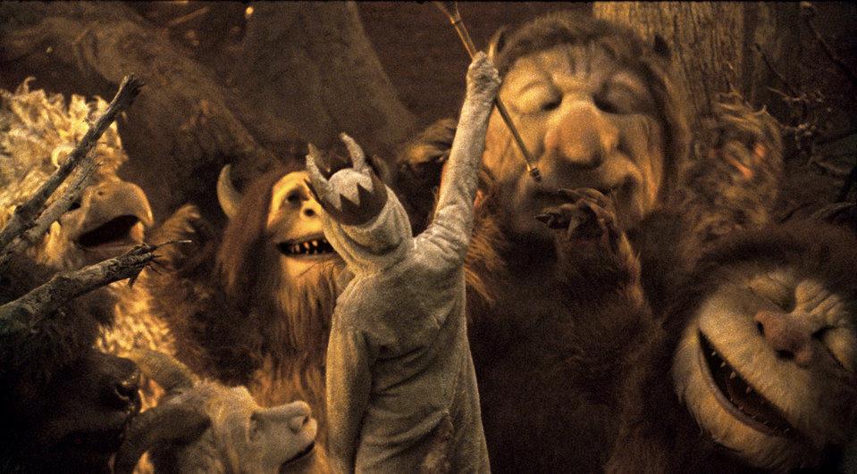Donde viven los monstruos, fotograma 37 de 55