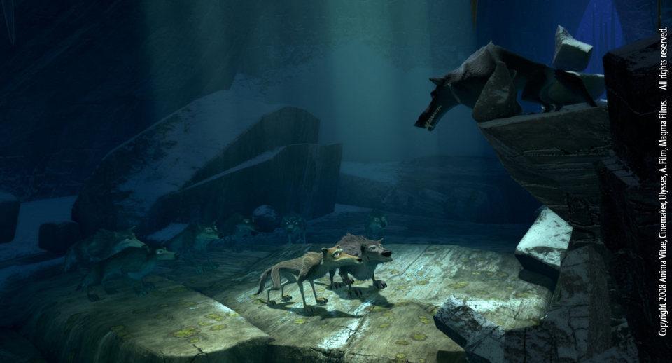 Nico, el reno que quería volar, fotograma 4 de 27