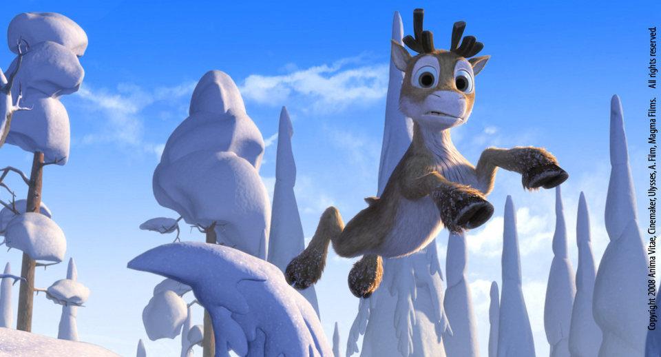 Nico, el reno que quería volar, fotograma 6 de 27
