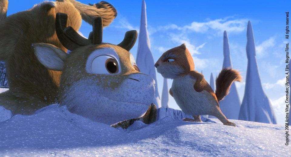 Nico, el reno que quería volar, fotograma 7 de 27