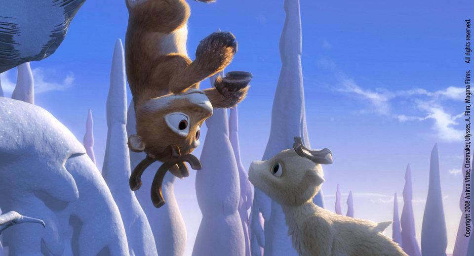 Nico, el reno que quería volar, fotograma 8 de 27