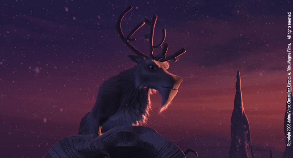 Nico, el reno que quería volar, fotograma 9 de 27