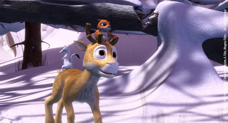 Nico, el reno que quería volar, fotograma 14 de 27