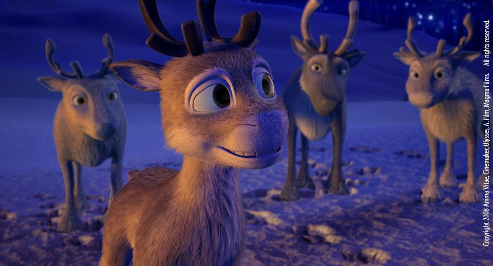 Nico, el reno que quería volar, fotograma 24 de 27