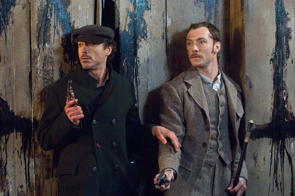 Sherlock Holmes, fotograma 7 de 36
