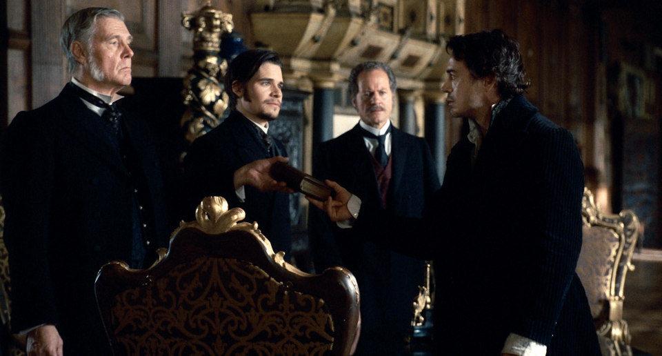 Sherlock Holmes, fotograma 12 de 36