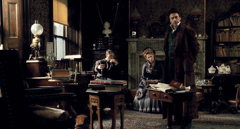 Sherlock Holmes, fotograma 17 de 36