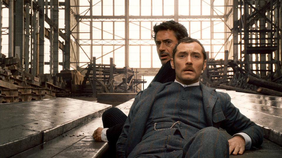 Sherlock Holmes, fotograma 20 de 36