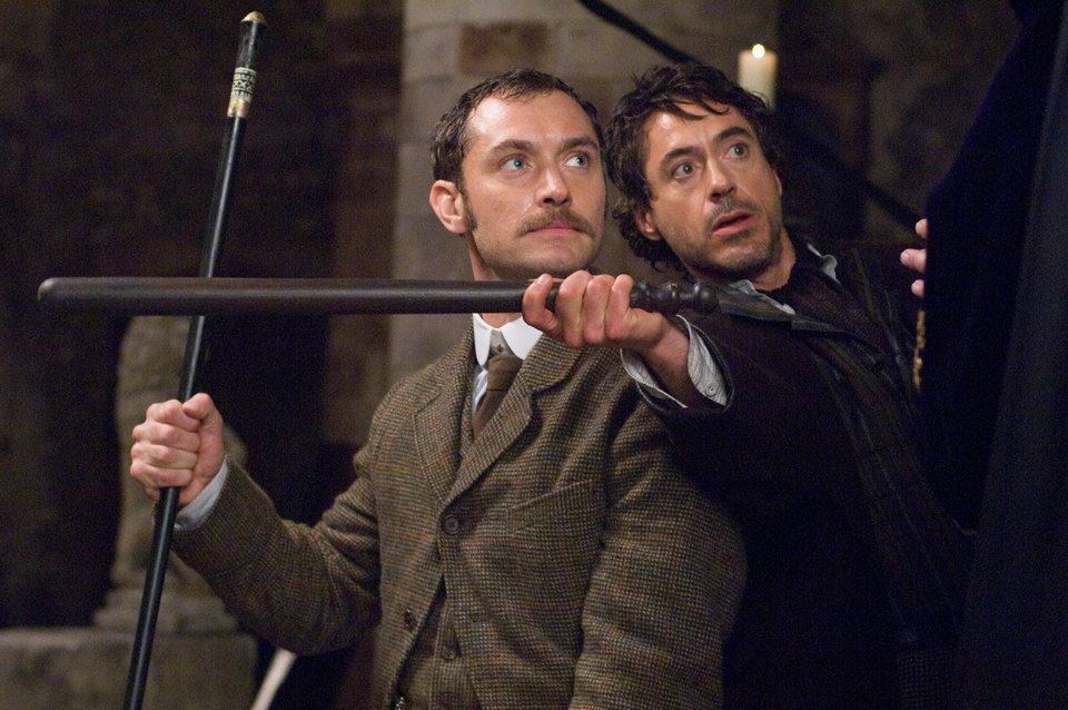 Sherlock Holmes, fotograma 23 de 36
