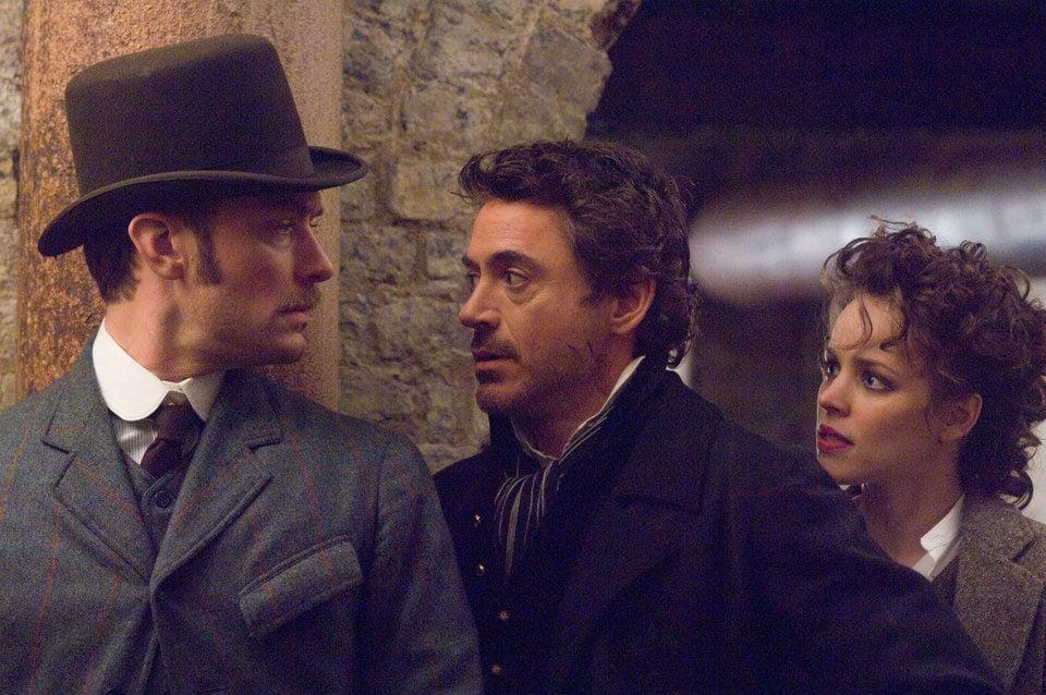 Sherlock Holmes, fotograma 27 de 36
