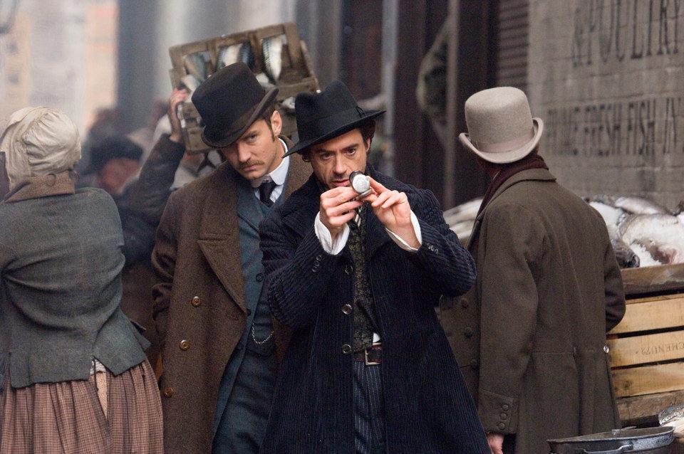 Sherlock Holmes, fotograma 31 de 36