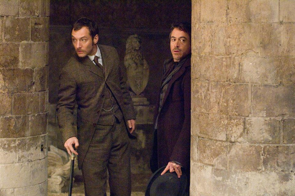 Sherlock Holmes, fotograma 32 de 36