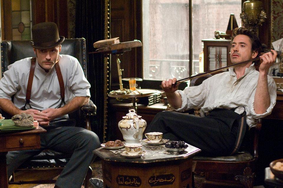 Sherlock Holmes, fotograma 33 de 36