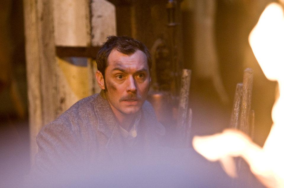 Sherlock Holmes, fotograma 34 de 36