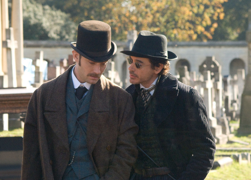 Sherlock Holmes, fotograma 35 de 36