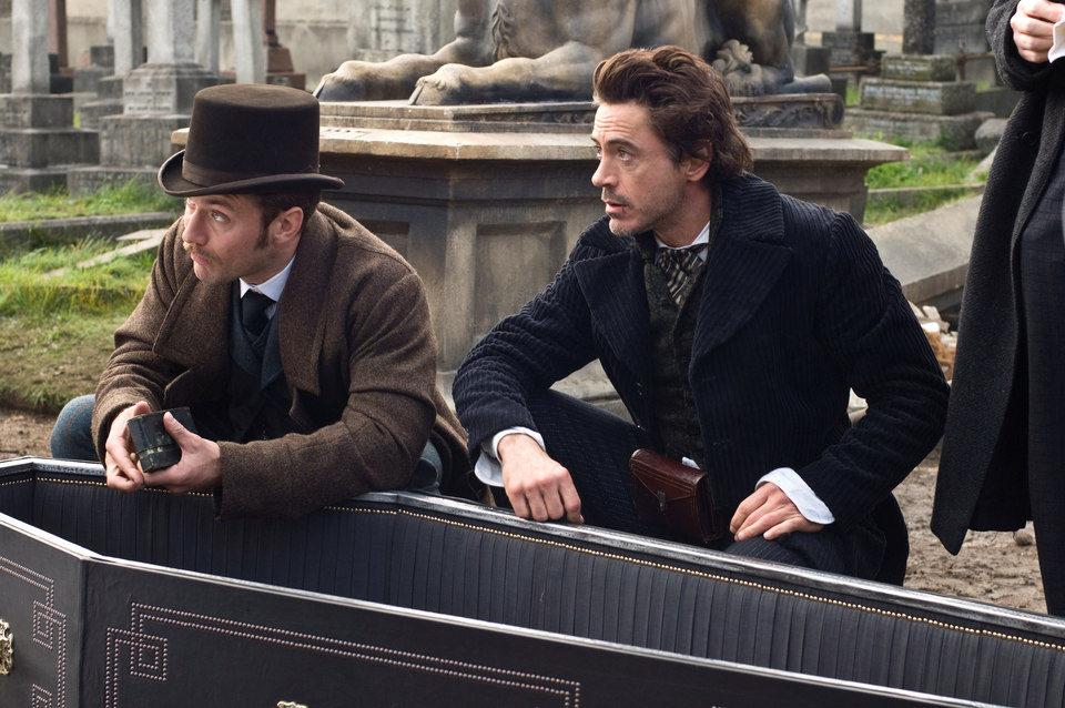 Sherlock Holmes, fotograma 36 de 36