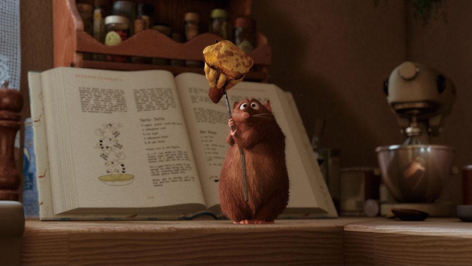 Ratatouille, fotograma 28 de 42