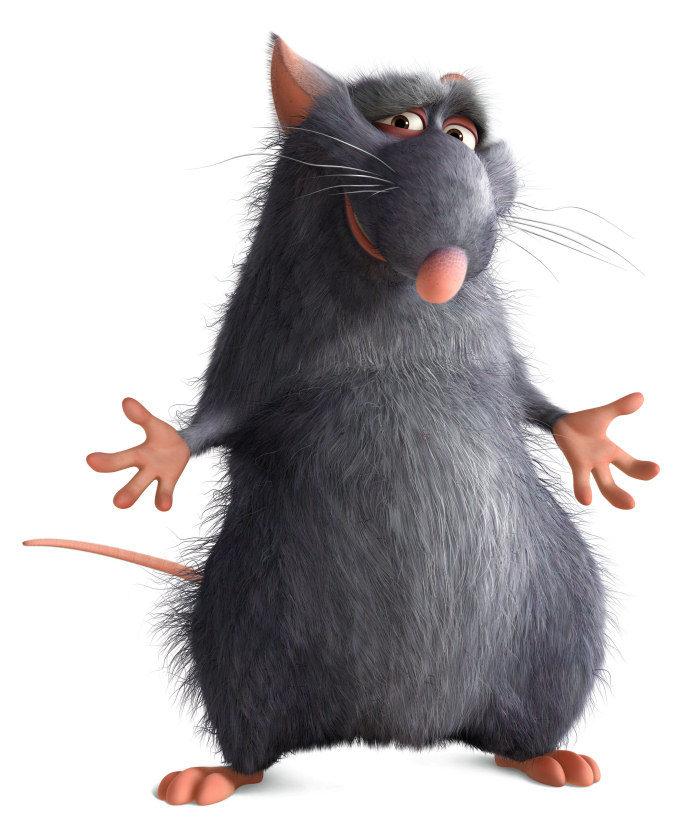 Ratatouille, fotograma 35 de 42