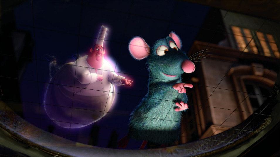 Ratatouille, fotograma 39 de 42