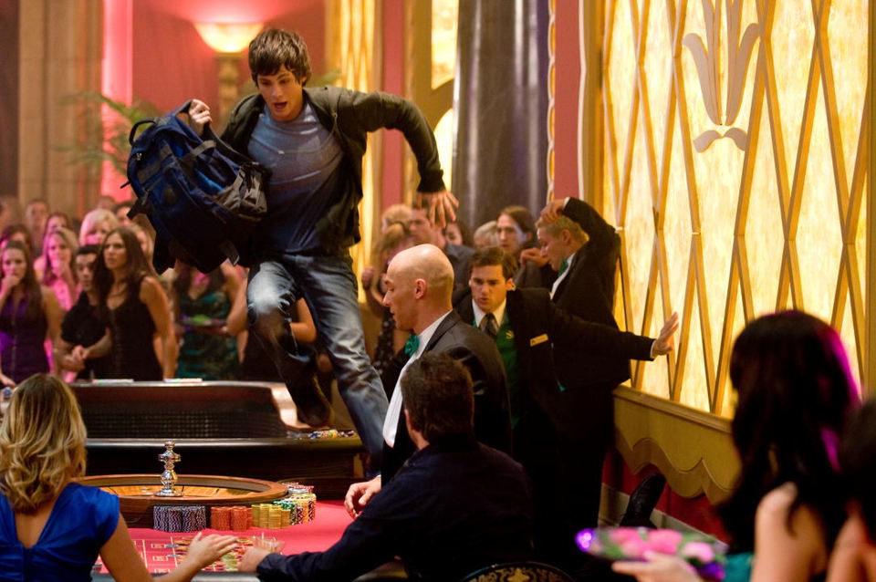 Percy Jackson y el ladrón del rayo, fotograma 3 de 12