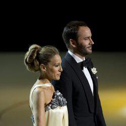 Sarah Jessica Parker y Tom Ford