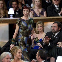 Sandy Powell en los Oscar 2010