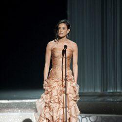 Demi Moore en la 82ª edición de los Oscar
