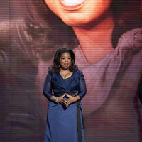 Oprah Winfrey en la 82ª edición de los Oscar