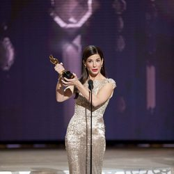 Sandra Bullock es la mejor actriz