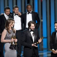 Kathryn Bigelow, Mark Boal y Greg Shapiro