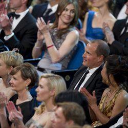 Woody Harrelson en la 82ª entrega de los Oscar