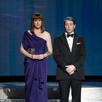 Molly Ringwald y Matthew Broderick