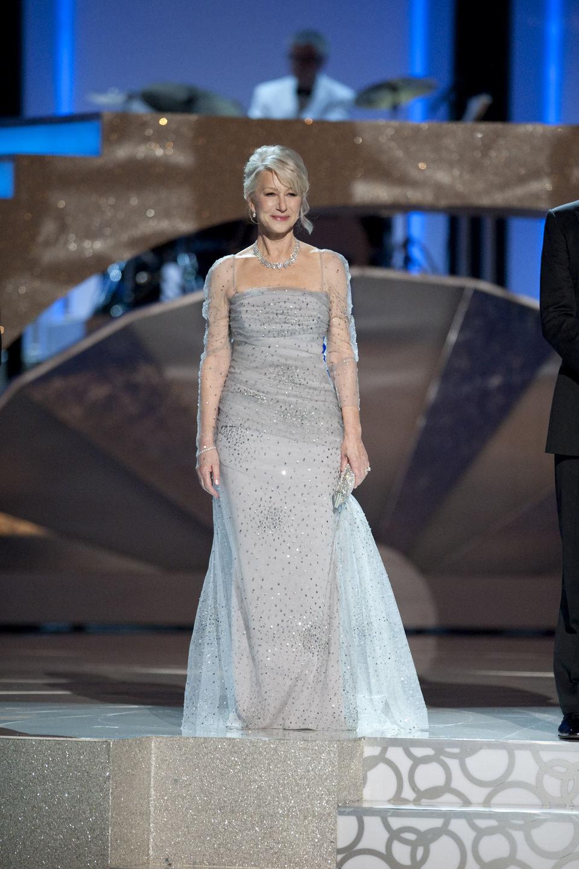 Helen Mirren en los Oscar  2010