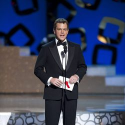 Matt Damon en los Oscar 2010