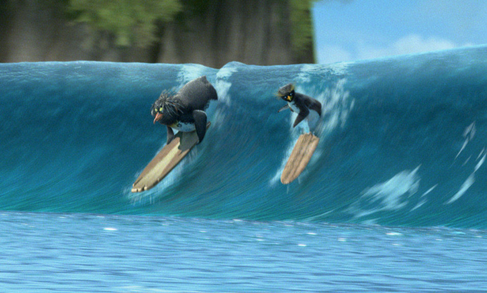 Locos por el surf, fotograma 1 de 63