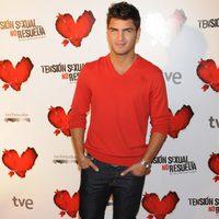 Maxi Iglesias con 'Tensión sexual no resuelta'