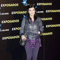 La cantante Virginia Maestro