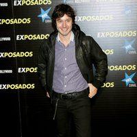 El actor Benjamín Vicuña