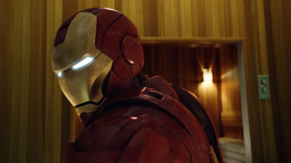 Iron Man 2, fotograma 3 de 28