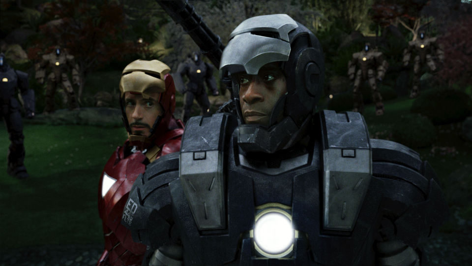 Iron Man 2, fotograma 4 de 28