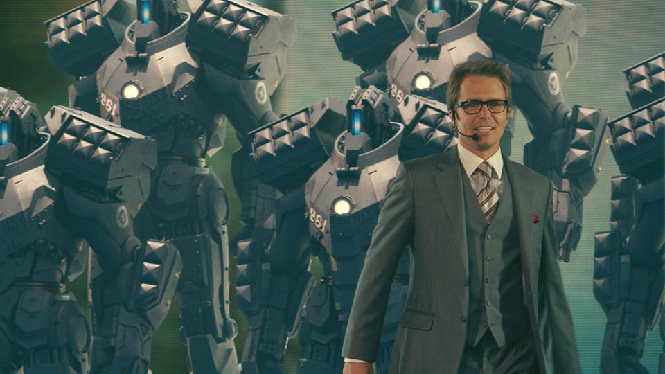 Iron Man 2, fotograma 5 de 28