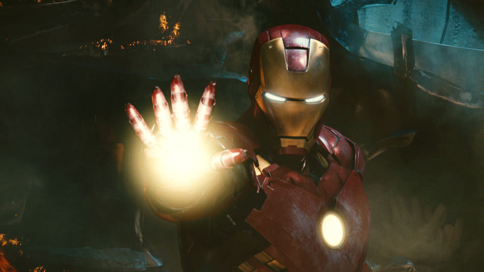Iron Man 2, fotograma 7 de 28