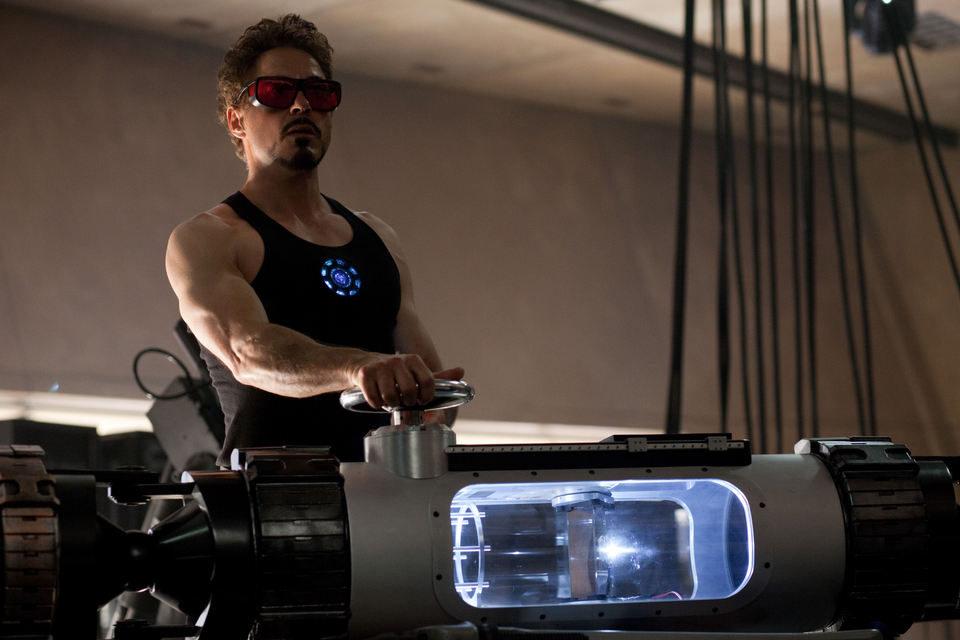 Iron Man 2, fotograma 22 de 28