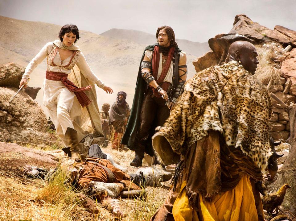 Prince of Persia: las arenas del tiempo, fotograma 1 de 47