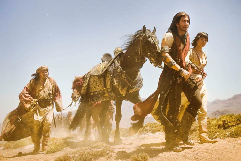 Prince of Persia: las arenas del tiempo, fotograma 6 de 47