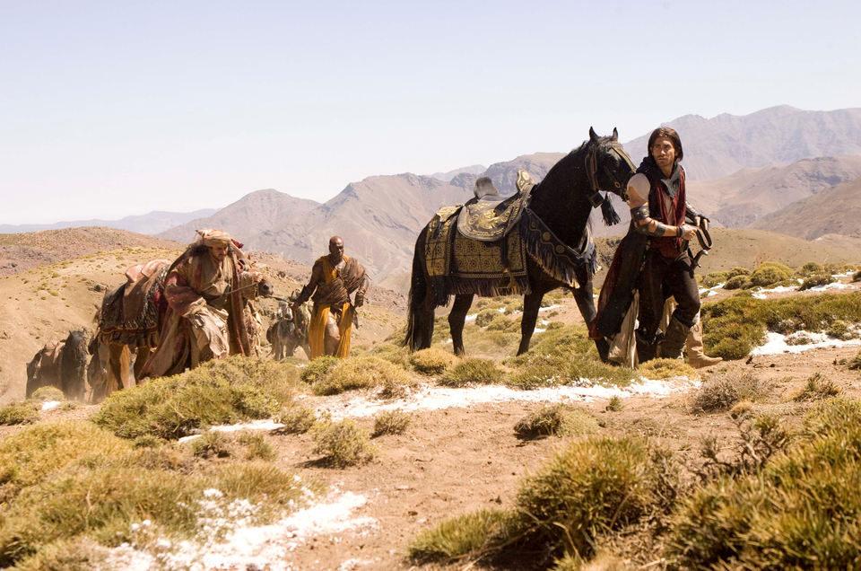 Prince of Persia: las arenas del tiempo, fotograma 9 de 47