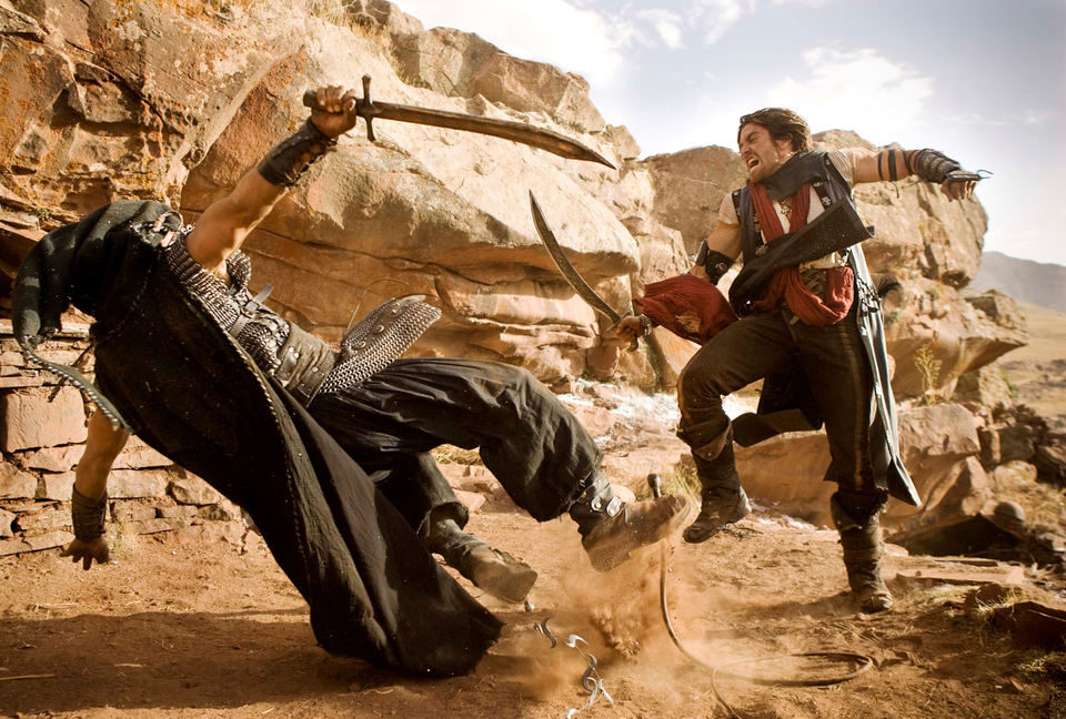 Prince of Persia: las arenas del tiempo, fotograma 16 de 47